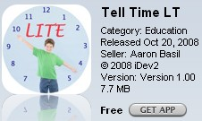 Iphone-tell-time-lt-itunes